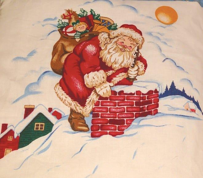 Santa Claus aka Saint Nickolas