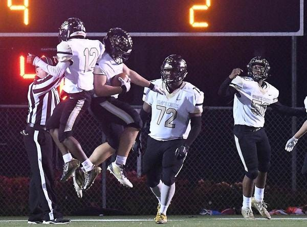 Gray's Creek is projected to make the jump to the 4-A classification, according to the NCHSAA's realignment plan.