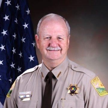 Former Calhoun County Sheriff Larry Amerson