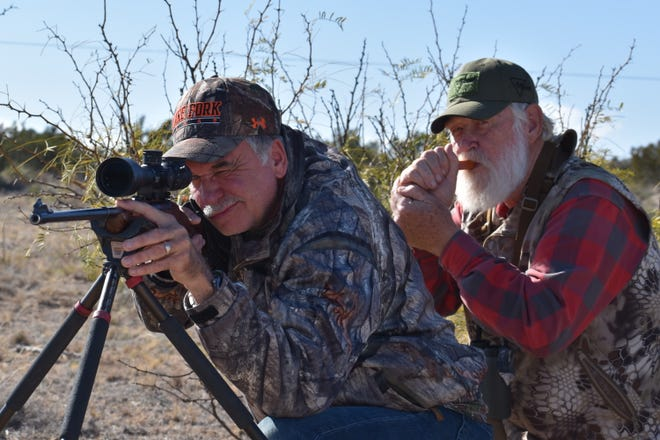 Outdoors men and women can be challenging to shop for. Luke was hunting out in west Texas last week with Larry Weishuhn and Jeff Rice for deer and javelina. While on the hunt, he did a bit of collaborating and made a list of gift ideas.