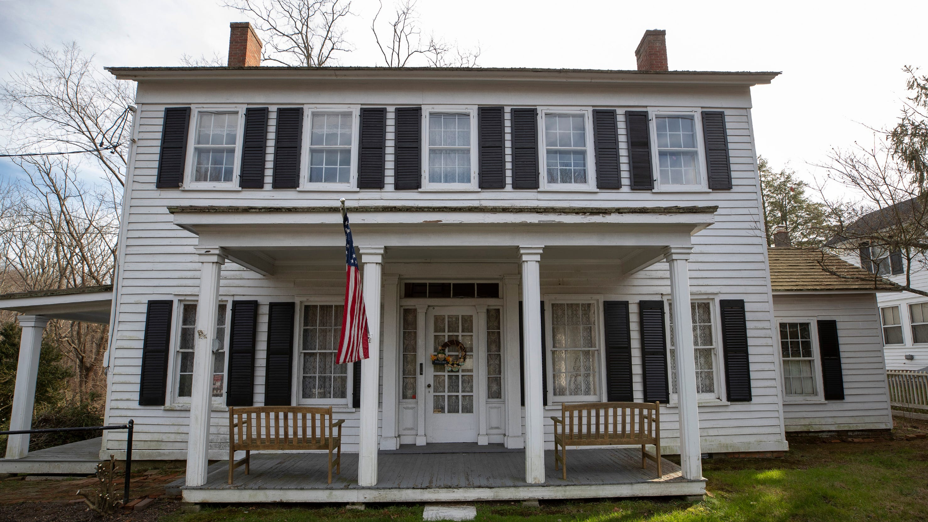 Historic Howell home could turn to dust without your help