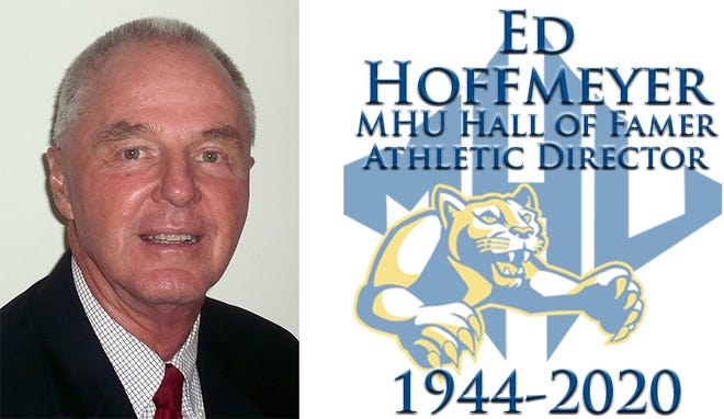 Ed Hoffmeyer, who served in a variety of roles at Mars Hill University, died Dec 2, 2020.