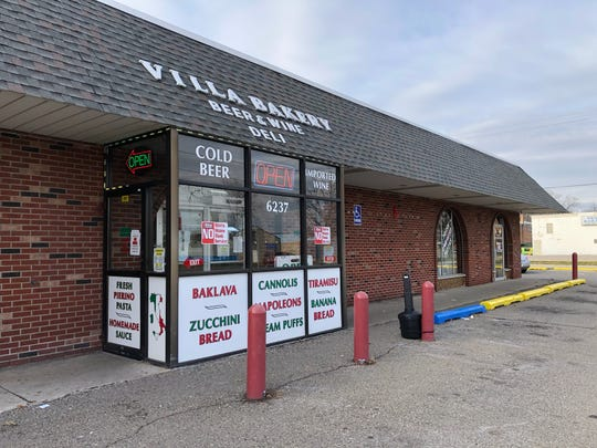 Villa Bakery, known for their pizza bread, has served Garden City since 1964.