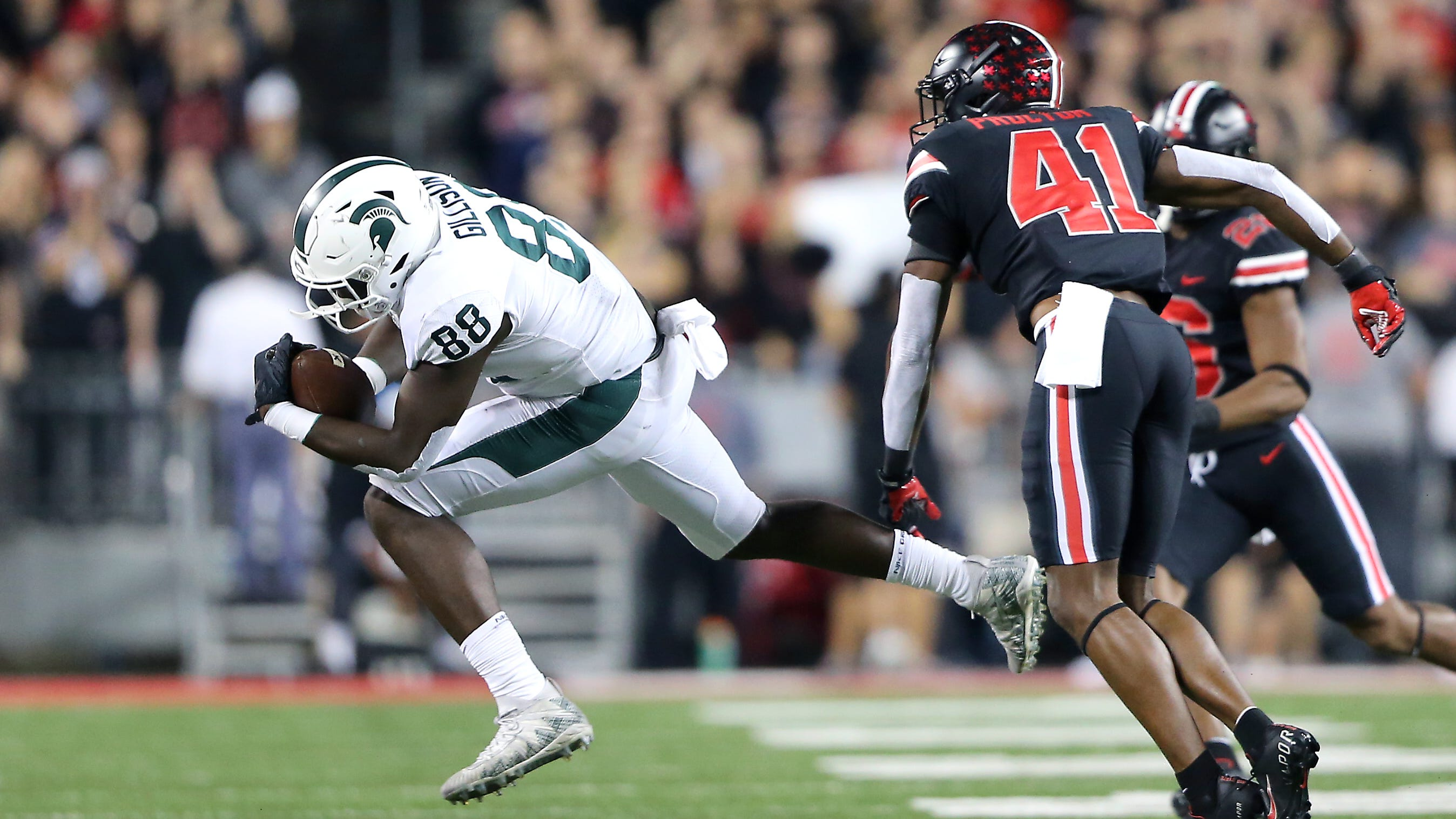 How to watch Michigan State vs. Ohio State football on TV, live stream, betting line