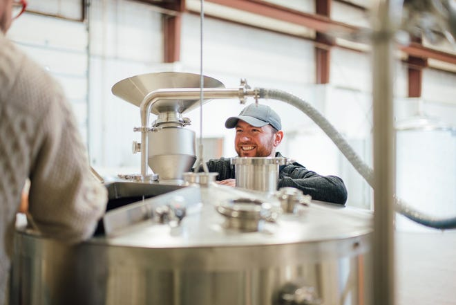 Rob Gustafson, one of the owners of Vennture Brew Co. in Milwaukee, is a new alderman for Wauwatosa's Fifth District.