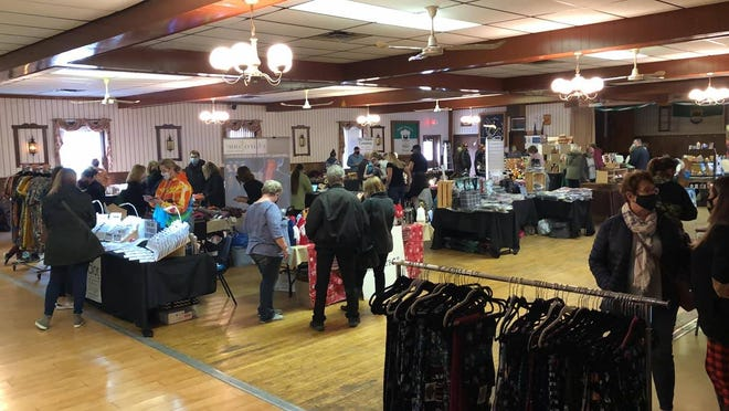 The  Artisan & Merchant Marketplace will be from 10 a.m. to 4 p.m. Dec. 5 and 12 at The Schwabenhof in Menomonee Falls. The marketplace began this year to help small businesses in the community.