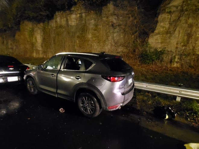 A 26-year-old Nashville nurse was fatally shot while driving her Mazda CX-5 SUV on I-440 west between Hillsboro Pike and West End on Thursday night, police said.