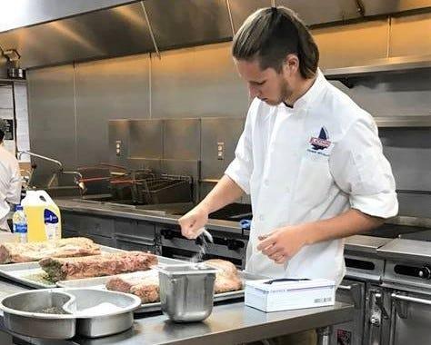 La Quinta High School's culinary arts program