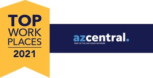 Nominations being accepted for azcentral's Top Workplaces 2021.