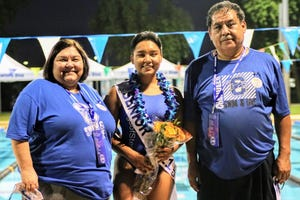 Lisa Vasquez (left) and her husband, Tony Vasquez, died of COVID-19, leaving behind their daughter Brisa Vasquez.