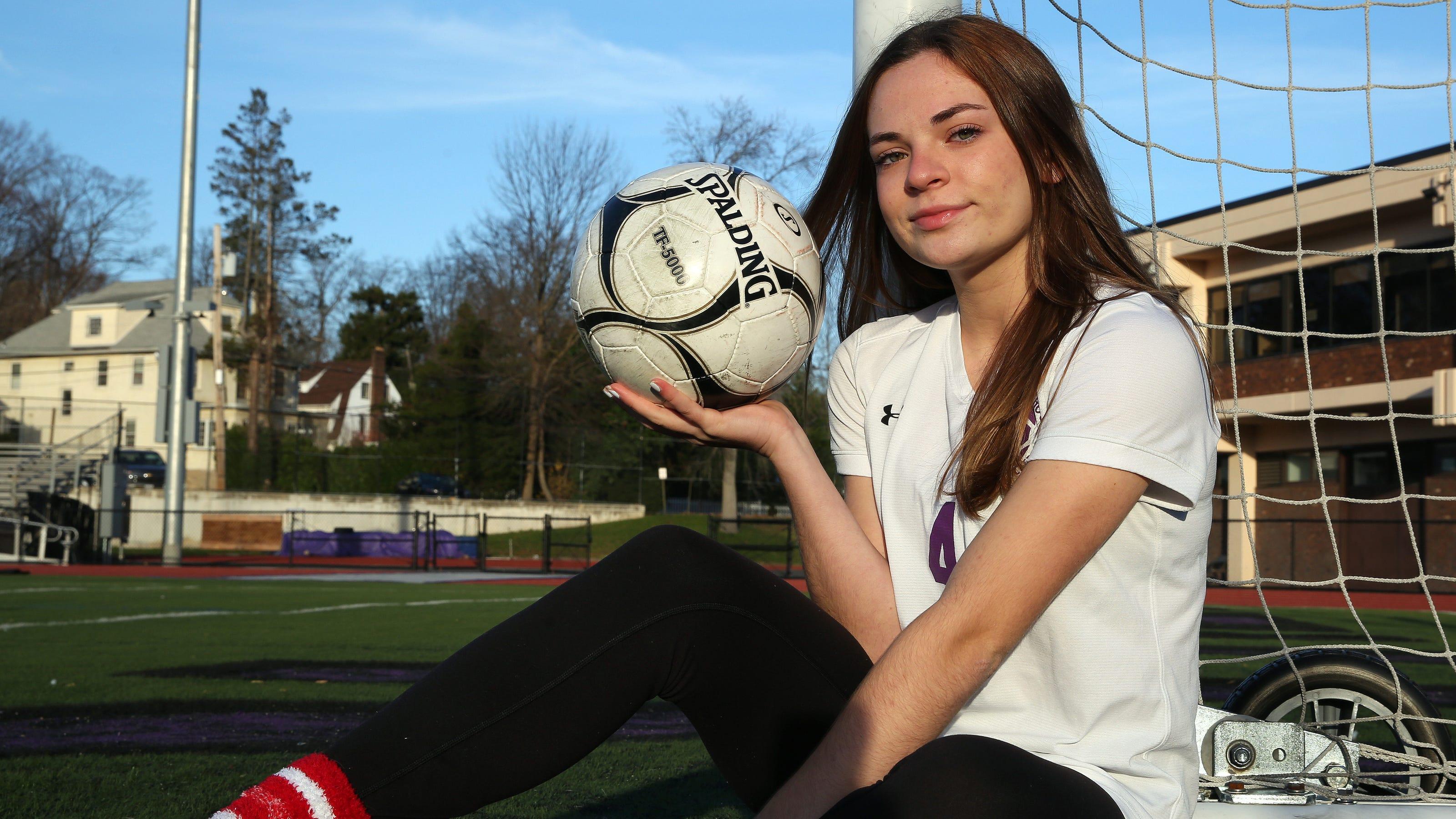 Girls soccer: New Rochelle's Teresa Deda headlines 2020 lohud Westchester/Putnam All-Stars