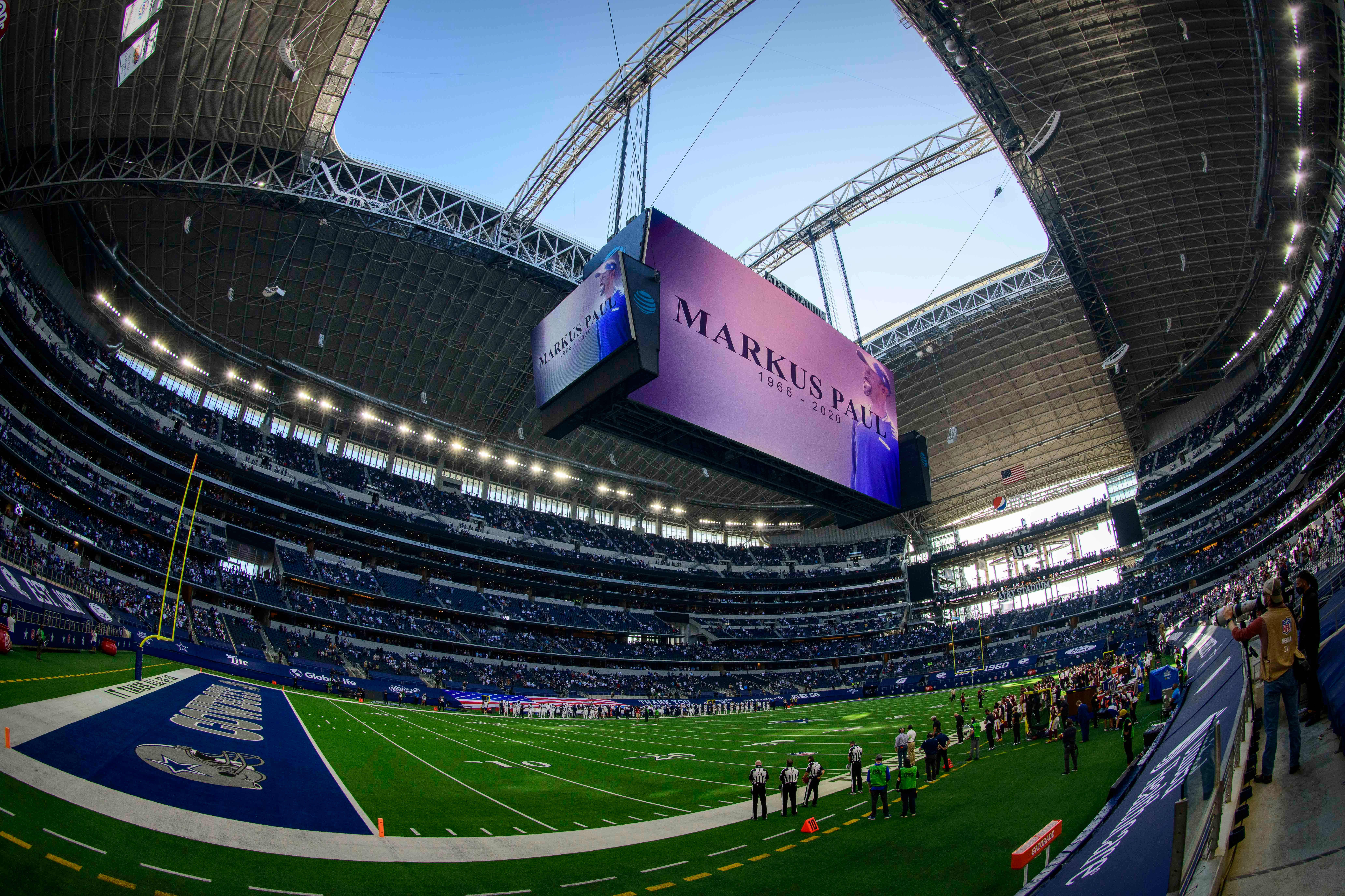 'It's still taking a toll': Dallas Cowboys pay tribute to life of strength coach Markus Paul