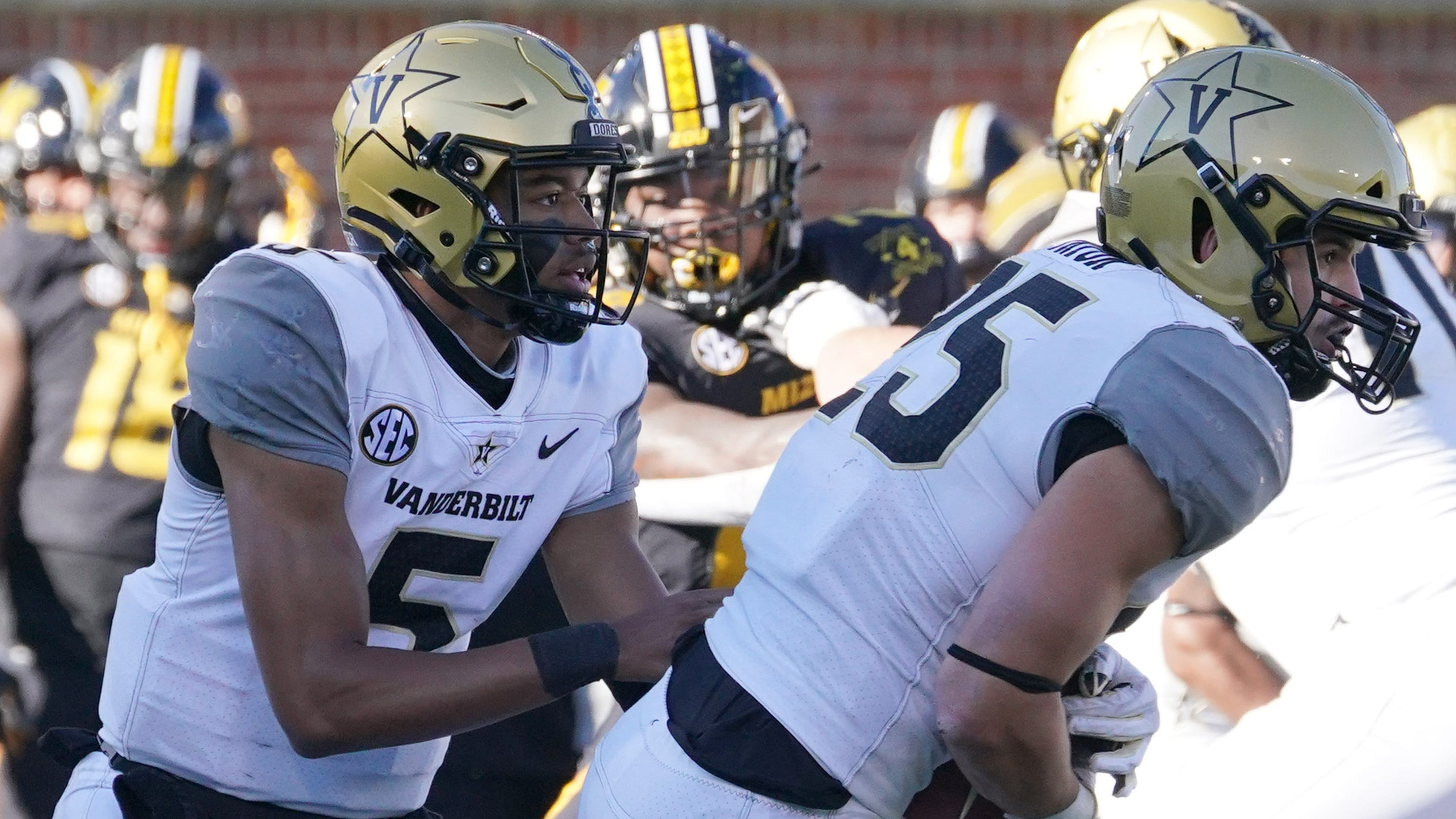 Vanderbilt-Georgia football game postponed due to Commodores' shortage of players