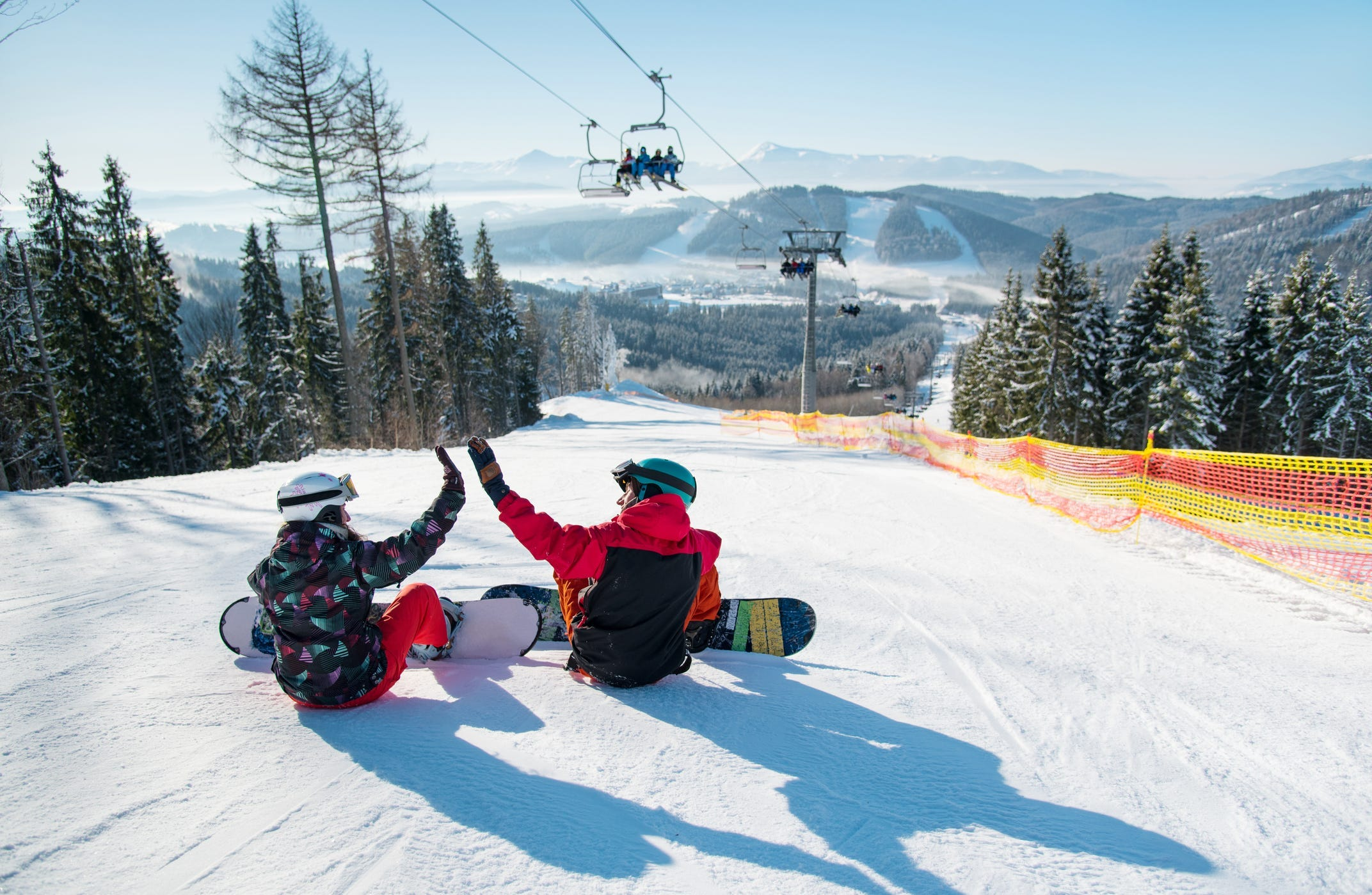 These are the best ski resorts in North America, according to readers