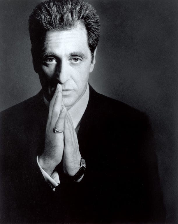 'Godfather III' turns 30: Why Al Pacino's Michael Corleone buzz cut surprisingly was a 'really big deal'