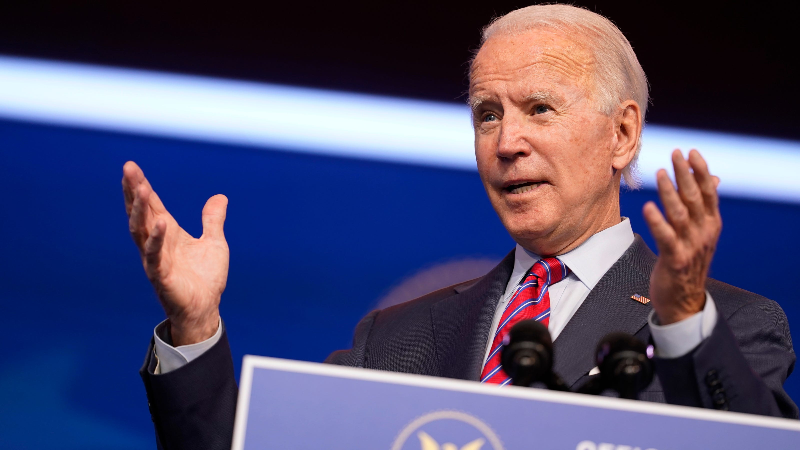 Fact check: False news report indicates Biden plans to step down as president-elect