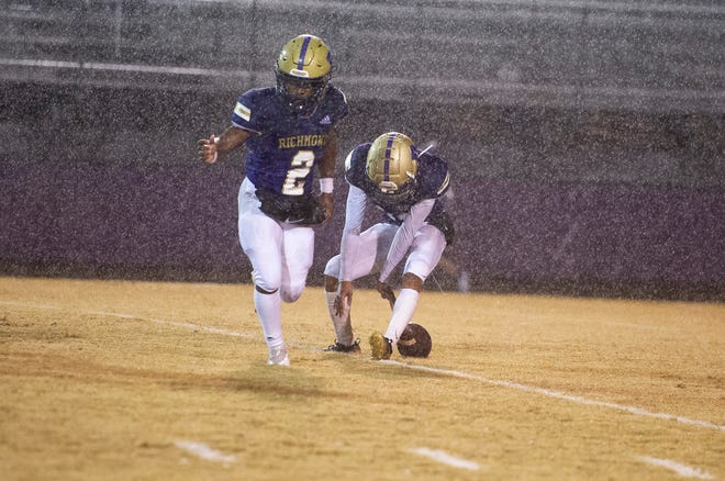 Gallery photo from the high school football playoff game between ARC and Crisp County on December 4, 2020 in Augusta, Ga. [MIKE ADAMS FOR THE AUGUSTA CHRONICLE]