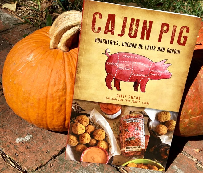 """""""The Cajun Pig"""" by Dixie Poche"""