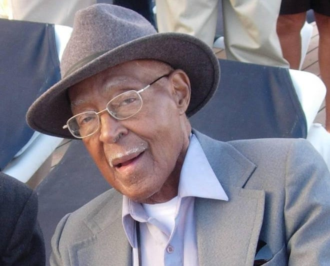 Longtime Lubbock musician and educator James T. Braxton died this week at age 101.