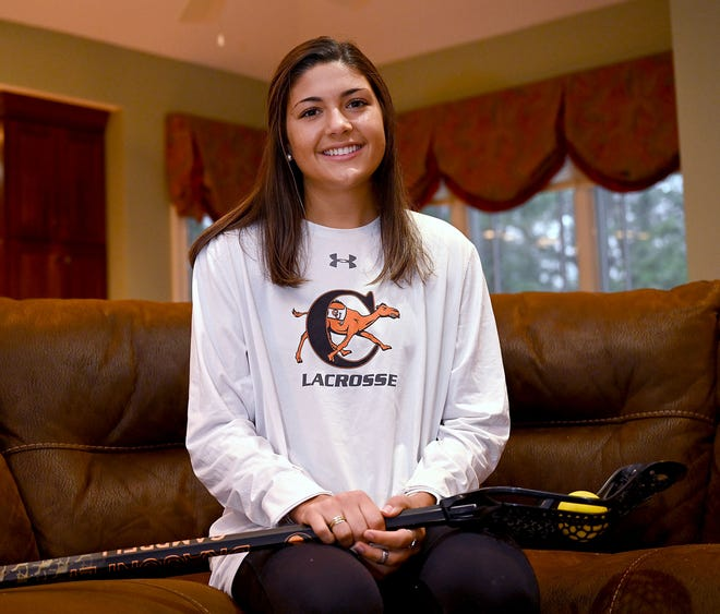 Maggie Dolan, a 2018 Hopkinton High School graduate, is a redshirt sophomore at Campbell University, where she plays lacrosse.