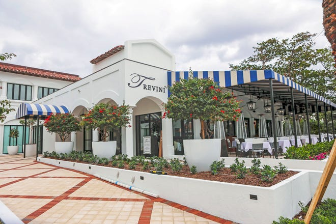 A renovated Class A office building at 223 Sunset Ave. in Palm Beach that in 2019 became the new home of Trevini Ristorante has changed hands for a recorded $23 million