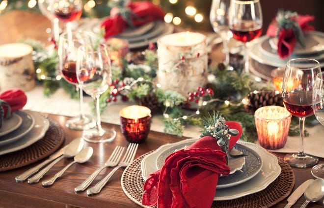 Local restaurants are taking reservations now for Christmas dinner.