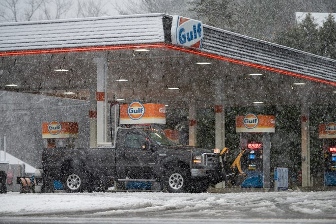 Gas prices in the area continue to climb.
