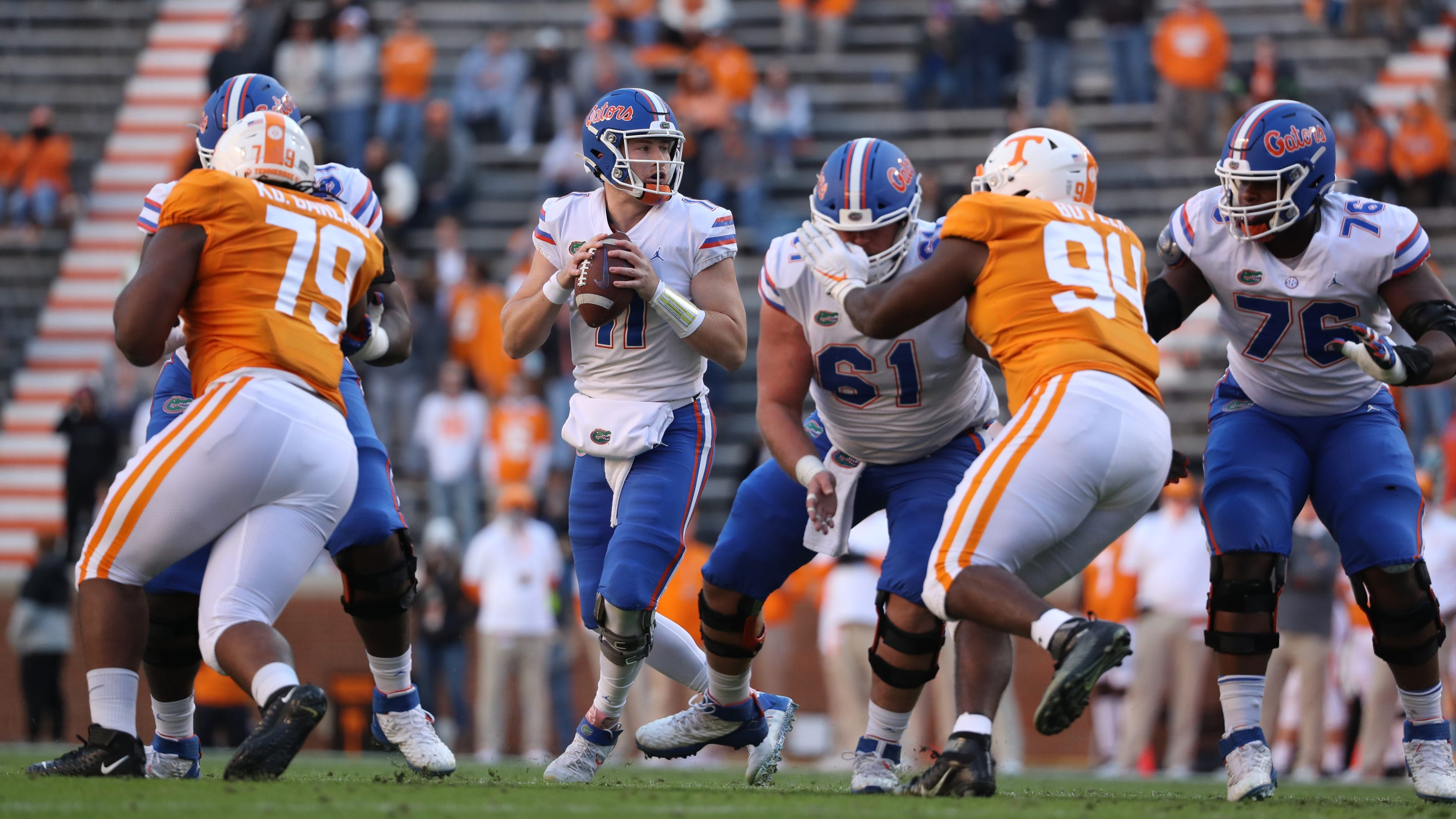 Florida Gators defeat Tennessee Vols, win SEC East: Final