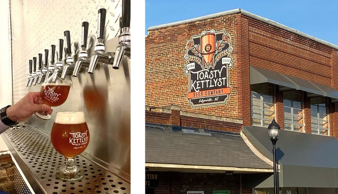 The Toasty Kettlyst is now open at 106 W. Main Street in downtown Gibsonville.