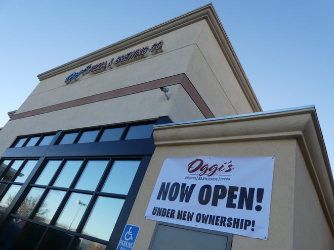 After being closed for months, Oggi's in Apple Valley is now open under new ownership and with an expanded menu.  The restaurant is offering takeout and delivery options amid the COVID-19 pandemic.