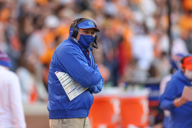 Unlike every year before this, Florida coach Dan Mullen will have a relatively quiet National Signing Day on Wednesday.