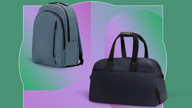 Away's chic luggage is usually hard to find at a discount.