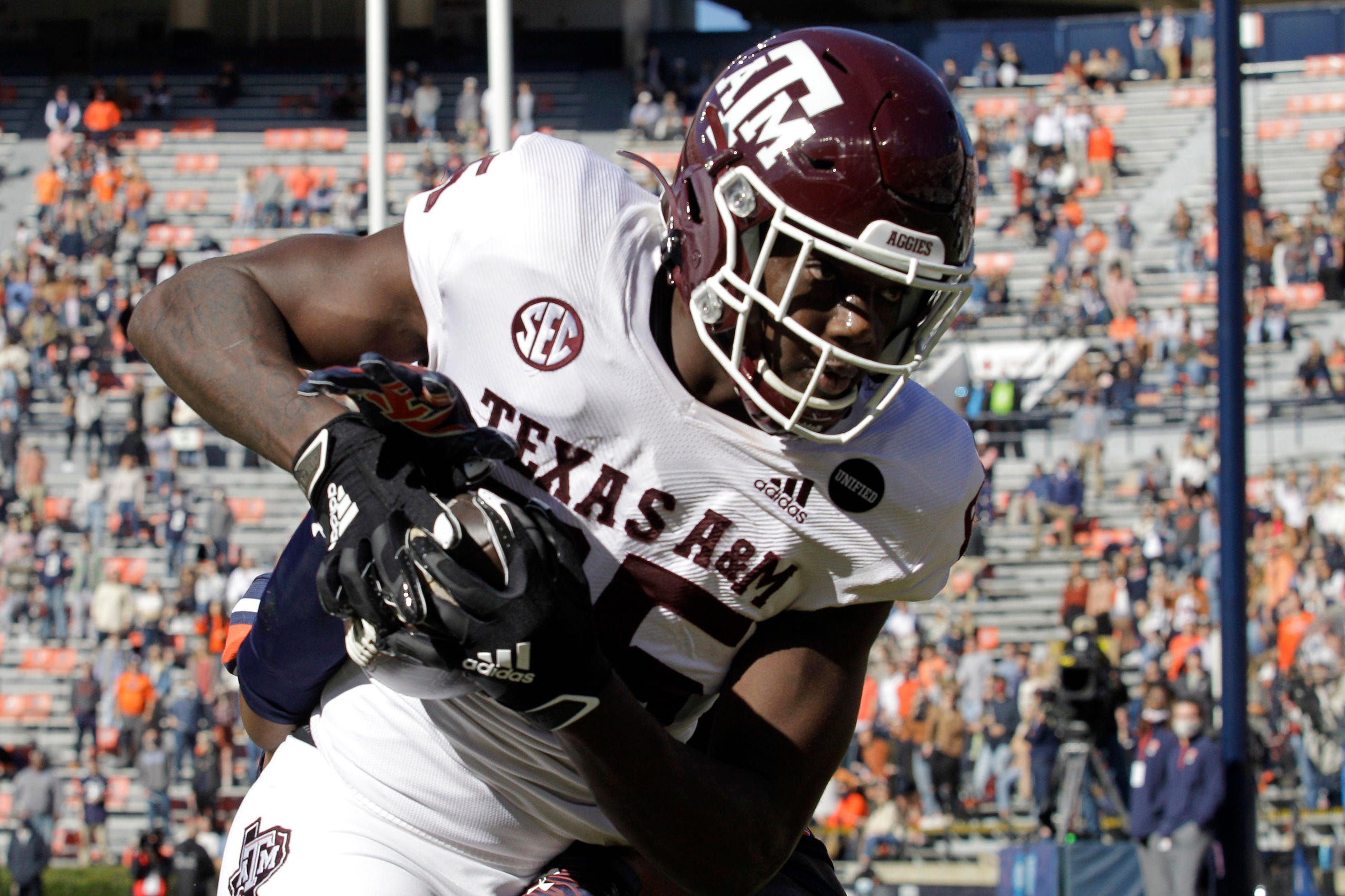College Football Playoff picture after Week 14 focuses on Texas A&M