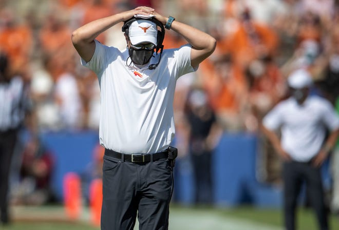 Texas coach Tom Herman's future with the Longhorns has been a subject of speculation for weeks. Reports that former Ohio State coach Urban Meyer is not interested in returning to coaching haven't necessarily cleared up Herman's situation.