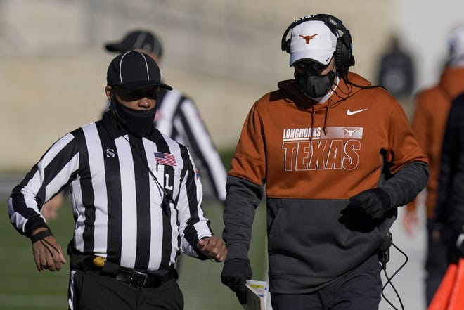 Texas coach Tom Herman's 2021 recruiting class so far has been heavy with defensive prospects; the Longhorns have signed only one four-star player on offense.