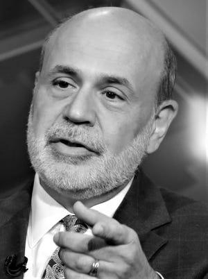 Former Federal Reserve Chairman Ben Bernanke was born in Augusta on Dec. 13, 1953. [Richard Drew/File/Associated Press]