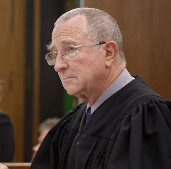 Franklin County Municipal Court Judge Ted Barrows