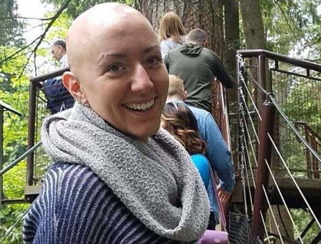 """Samantha """"Sam"""" Sayers, formerly of Girard, was reported missing in August 2018 after she failed to return from a solo hike in mountains near Seattle."""