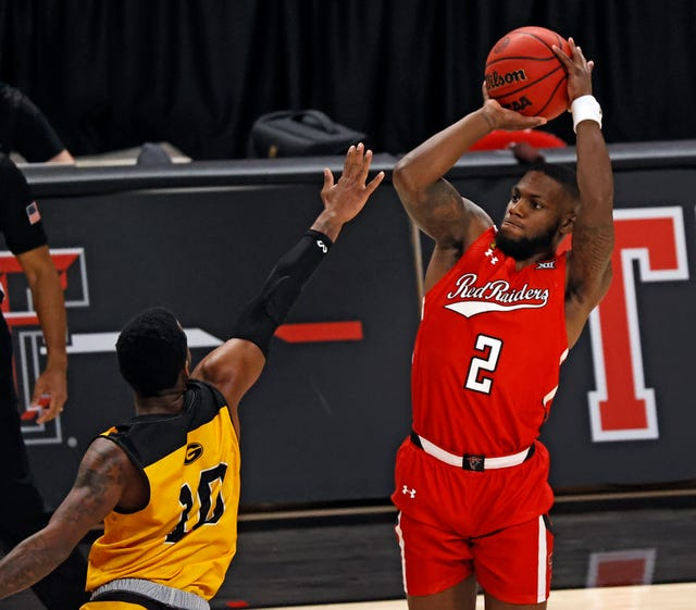 Check Out Grambling State At No 17 Texas Tech Men S College Basketball 12 7