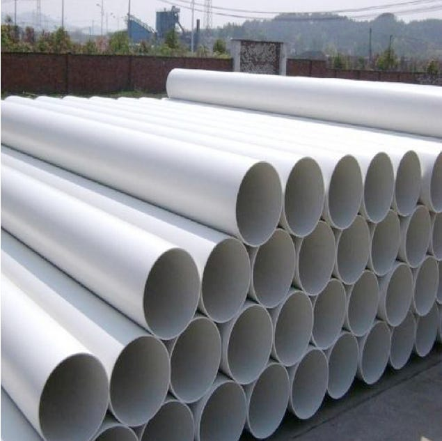PVC pipe can be dropped off at Clean Valley Recycling in Swink at the old sugar factory located at Sugar Rd and Swink Drive.