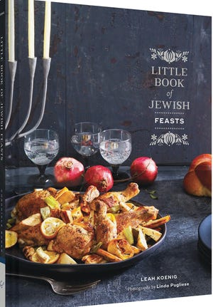 """""""Little Book of Jewish Feasts"""" by Leah Koenig (Chronicle Books)"""