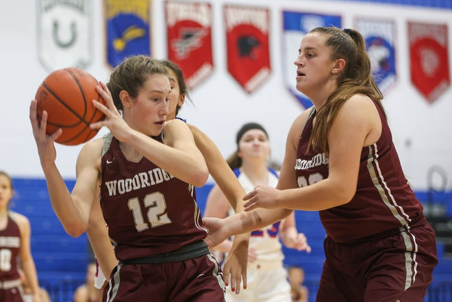 The Woodridge girls and boys basketball programs are currently paused due to COVID-19 exposure in both programs. The Bulldogs hope to return to action in the next two weeks. [Nick McLaughlin/Record-Courier file photo]