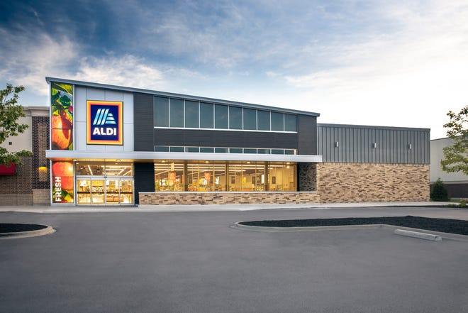 This image provided by ALDI stores shows what a typical location looks like. The Stephenville location held at open house on Dec. 3
