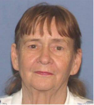 Jeannine Julian, 78, was last seen around 9:30 a.m. in the 2800 block of Mack Road in the City of Fairfield.