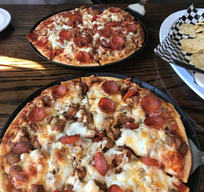 Mountain Home's Brick Oven Pizza Company will officially open its doors on Monday.