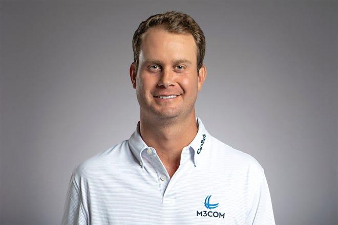 Harris English current official PGA TOUR headshot. (Photo by Michael Harman via PGA TOUR)