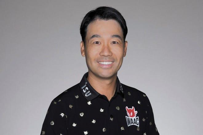 Kevin Na current official PGA TOUR headshot. (Photo by Stan Badz/PGA TOUR)
