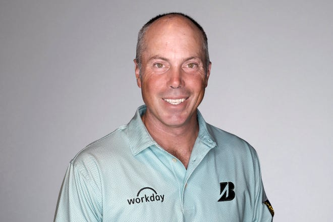 Matt Kuchar current official PGA TOUR headshot. (Photo by Stan Badz/PGA TOUR)