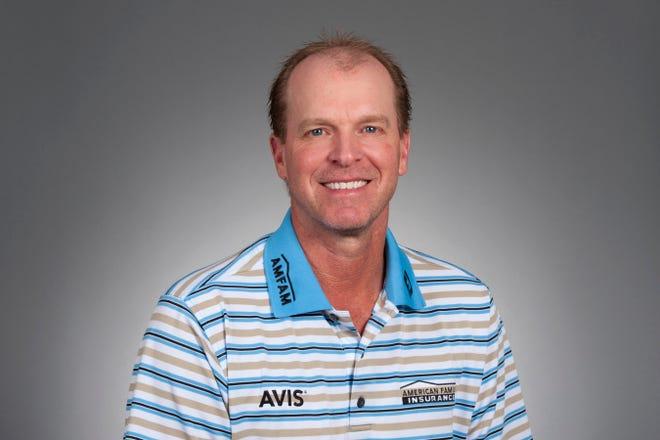 Steve Stricker current official PGA TOUR headshot. (Photo by Jennifer Perez/PGA TOUR)