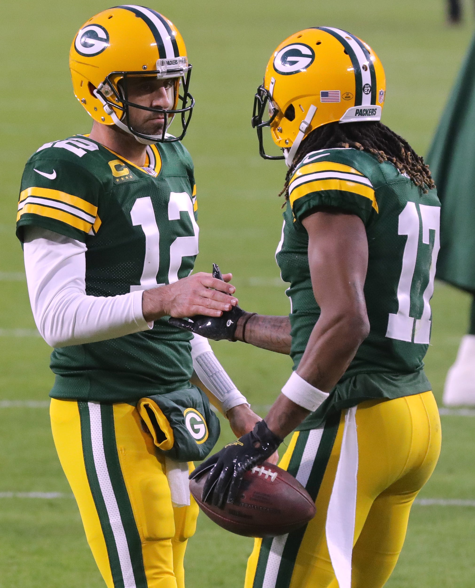 Green Bay Packers Won T Shy Away From Looking At Playoff Picture